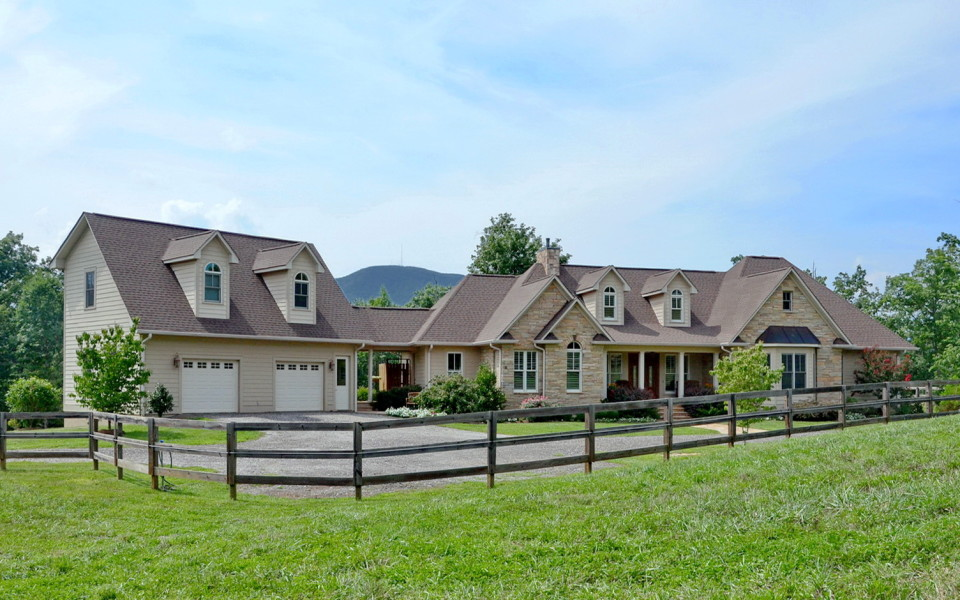 Think Gated Equestrian Community!