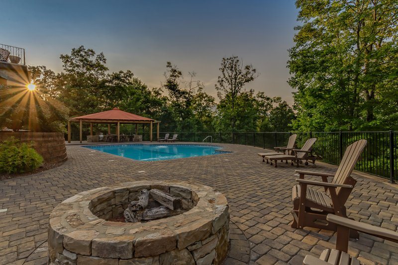1 Pool patio - firepit to pool reduced