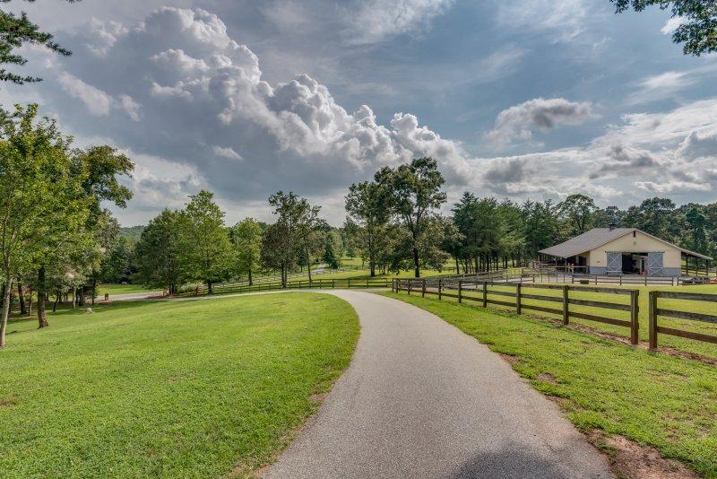 Drive-to-Barn