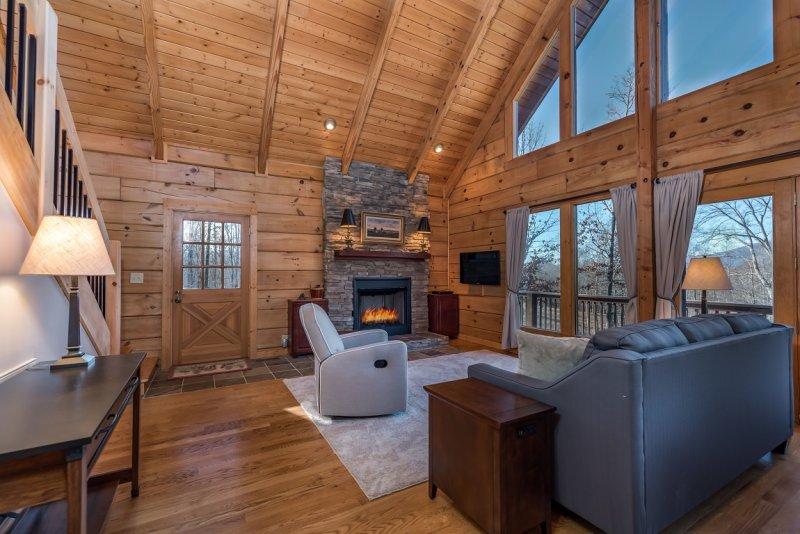 LivingRm Fireplace